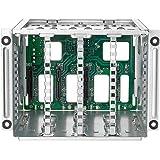 Hewlett Packard Enterprise DL38X Gen10 Premium 6 SFF SAS/SATA + 2 NVMe or 8 SFF SAS/SATA bay Kit Portabagagli Gabbia HDD