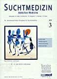 Suchtmedizin in Forschung und Praxis [Jahresabo]