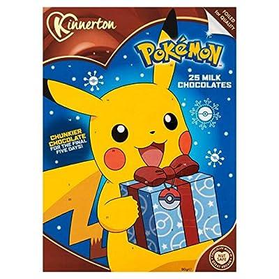 Pokemon Milk Chocolate Calendario de Adviento (2018) de TI