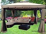 51jQMC4A5CL. SL160  - Difenditi dal sole ed arreda il tuo giardino con i gazebo più particolari