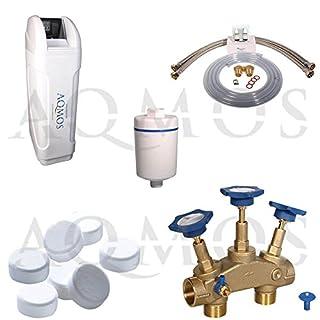 Wasserenthärter Angebot des Monats FM-60 Entkalkungsanlage Entkalker Wasserenthärtungsanlage Wasserentkalkungsanlage Weichwasseranlage Antikalkanlage