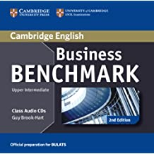 Business Benchmark Upper Intermediate BULATS Class Audio CDs (2)