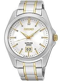 Montre quartz homme Seiko SUR011P1