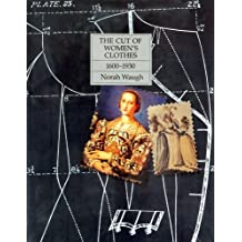 The Cut of Women's Clothes by Norah Waugh (1994-07-18)