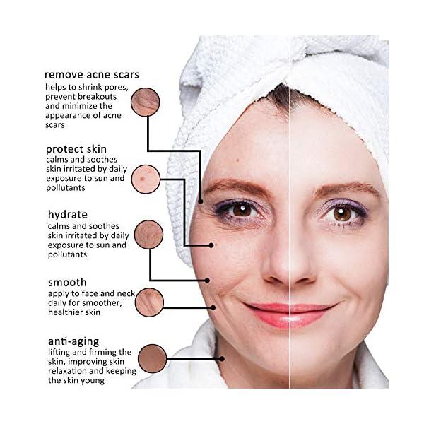 Vsadey Serum con Retinol Cara de 2,5% con ácido hialurónico vitamina E suero Antiarrugas antienvejecimiento para la piel. Mejora los bolsillos debajo del suero para los ojos 30ml