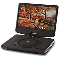 "Reflexion DVD9003N Portable DVD player Tabletop 9"" 800 x 480pixels Black portable DVD/Blu-Ray player - Portable DVD/Blu-Ray Players (22.9 cm (9""), 800 x 480 pixels, LCD, 22.86 cm, 16:9, 180°) - Trova i prezzi più bassi su tvhomecinemaprezzi.eu"