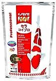 Sera 07032 KOI Professional Spirulina Farbfutter 1000 g - Das Profifutter für perfekte Farben, ideales Wachstum und gesunde Fische mit hohem Spirulina-Anteil (6,3%) ab 8°C