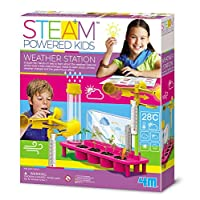 A Fabulous Item all Kids will enjoy - Run Your Own Weather Station - Build and Learn - A Great Girls and Boys Idea