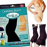 RAPID Shapewears Slim lift California Beauty Womens Innerwear Free Size (Beige/Black as per availability)