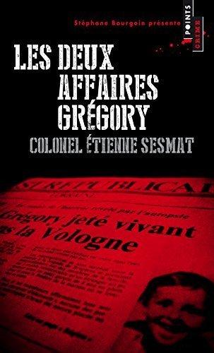 Deux Affaires Gregory (les) de Sesmat Etienne (22 octobre 2015) Poche