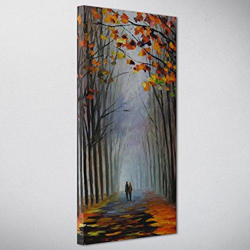 Cuadro panorámico lienzo Canvas–ConKrea–Listo