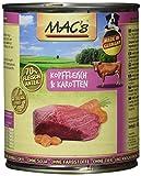 Mac's Kopffleisch & Karotten, 6er Pack (6 x 800 g)