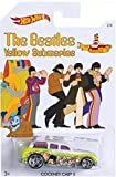 Cockney Cab 2 2016 Hot Wheels THE BEATLES 50th Anniversary YELLOW SUBMARINE 1:64 Scale Collectible Die Cast Metal Toy Car Model 2/6 by Hot Wheels