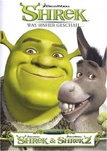 Shrek / Shrek 2 [2 DVDs]