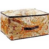 pormow plegable Oxford bolsa para edredones ropa Manta sudadera para envasado hrung, PEVN-151, S(45*34*14CM)
