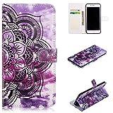 OnlyCase Coque iPhone 6 Plus/iPhone 6S Plus, Peint Mode PU Cuir Étui Housse de...