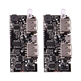 #10: Zibuyu Dual USB 5V 1A 2.1A Power Bank 18650 Battery Charger PCB Module Board