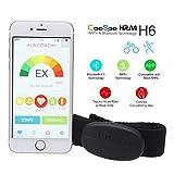 preadvisor (TM) Nueva CooSpo H6Ant Bluetooth V4.0Wireless Sport Heart Rate Monitor Sensor Inteligente Correa para el pecho para iPhone 4S, 5, 5S, 5C 66plus