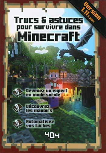 Trucs et Astuces pour survivre dans Minecraft par Stéphane PILET