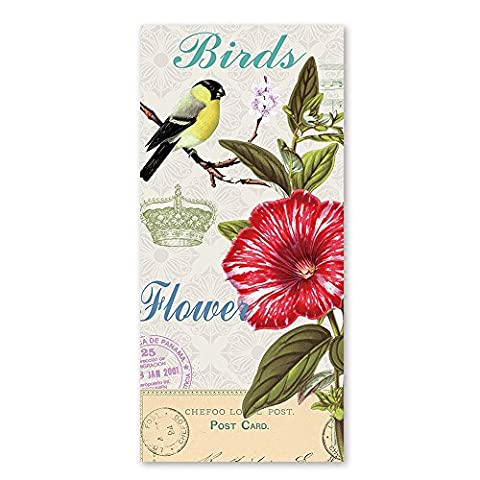 Floral Birds Bath Towels for Girls Microfiber Beach Towel Sales Thick Soft Quick Dry Lightweight, Absorbent, and Plush Bath Towel 28x56