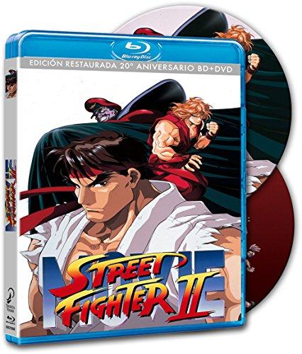 Street Fighter II - Edición Coleccionistas [Blu-ray]