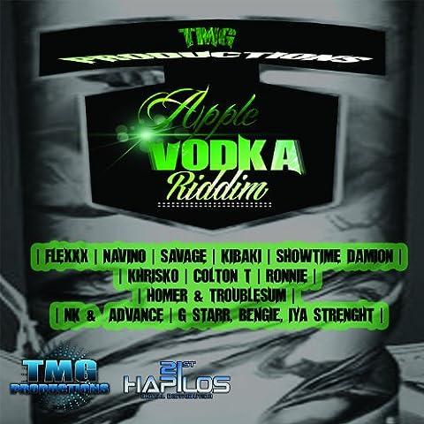 Apple Vodka Riddim (Instrumental)
