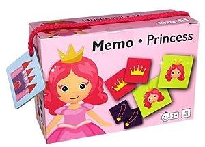 Barbo Toys Classic Barbo Toys Memo Game Princesas (5930)
