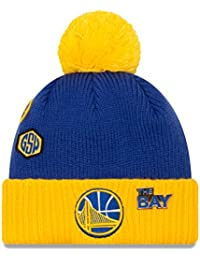 A NEW ERA Era Golden State Warriors NBA 2018 - Gorro de Punto