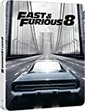Fast & Furious 8 Steelbook Exclusive Limited Edition Steelbook Blu-ray Region Free (Import)