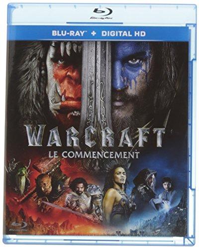 Warcraft : le commencement [Blu-ray + Copie digitale]