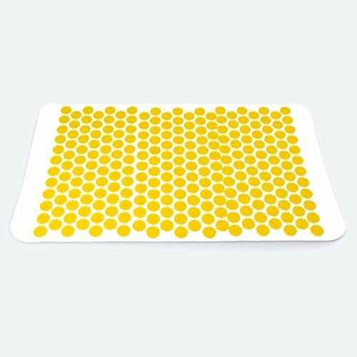 AFH HISTAMAT ABS 2.0 | DAS ORIGINAL | ca. 68 x 40 cm | Nadelreizmatte | Akupressurmatte | Farbe: gelb