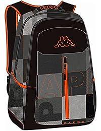 Mochila Kappa Ski Check 42cm adaptable