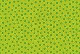 Westfalenstoffe * Junge Linie * Grün Tupfen 0,5m *