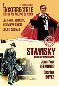 Pack El Incorregible - Stavisky [Edizione: Spagna]