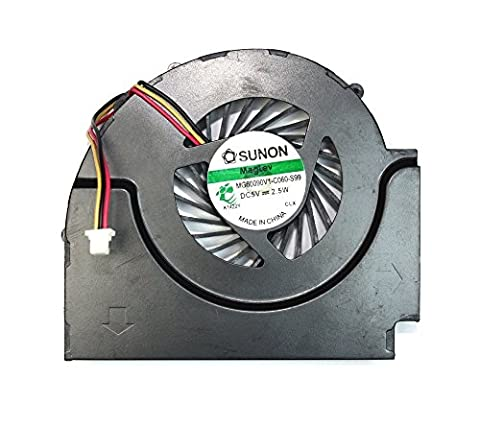 New CPU Cooling Fan For Lenovo IBM Thinkpad T510 W510 (For Discrete Video Card)