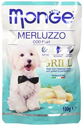 Monge Grill Buste Merluzzo Gr 100