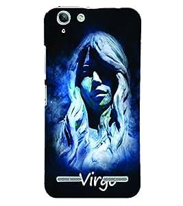 PrintVisa Zodiac Virgo 3D Hard Polycarbonate Designer Back Case Cover for Lenovo Vibe K5 Plus