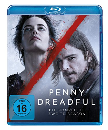 Grundlagen Kostüm 3 - Penny Dreadful - Staffel 2 [Blu-ray]