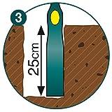 Leborgne-051246-Duopro-Pioche-douille-ovale-25-kg-avec-manche-Novamax