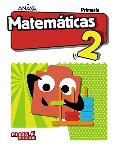 Matemáticas 2 (pieza a pieza)