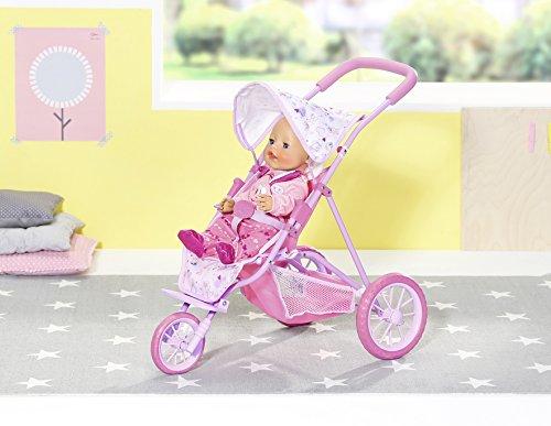 Zapf Creation 826492 Baby Born Tri Pushchair