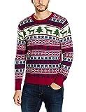 Pullover mit Weihnachtsmuster