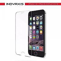 inovaxis Iphone 6 Plus/6S Plus Ekran Koruyucu Kırılmaz Cam Filmi