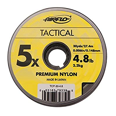 Airflo Tactical Low Density Co-Polymer Fly Fishing Leader Tippet - 30 yards from Airflo