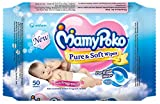 Mamy Poko Pure and Soft Fragnance Wipes ...