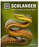 Schlangen. Jäger mit dem sechsten Sinn (WAS IST WAS Sachbuch, Band 121)