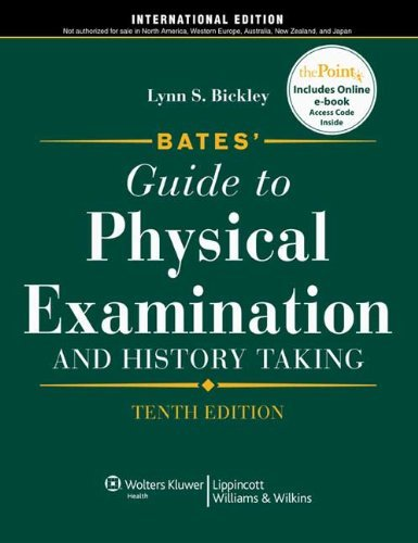 Bates' Guide to Physical Examination and History Taking by Bickley Lynn S./ Szilagyi Peter G. M.D. (2008-12-01)