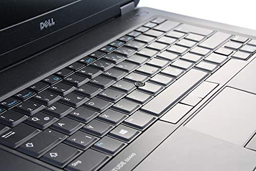 (Renewed) Dell Latitude E6440 14 Inch Laptop (core i7 4610M/8GB/256GB SSD/Windows 10 Pro/MS Office Pro 2019/Built-in graphics), Metalic Grey Image 8