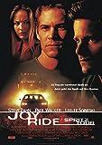 Joyride - Spritztour (2001) | original Filmplakat, Poster [Din A1, 59 x 84 cm]