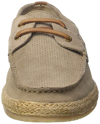 Lumberjack Rope, Mocassins (Loafers) Homme Beige (Taupe)